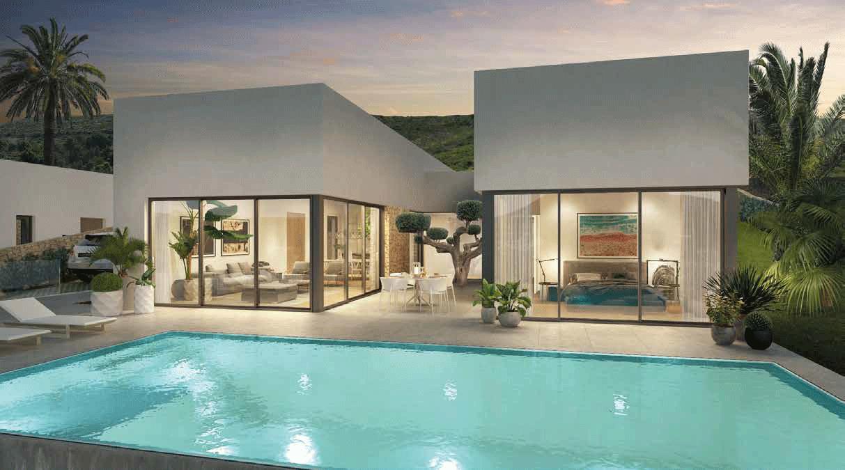 new developments costa blanca