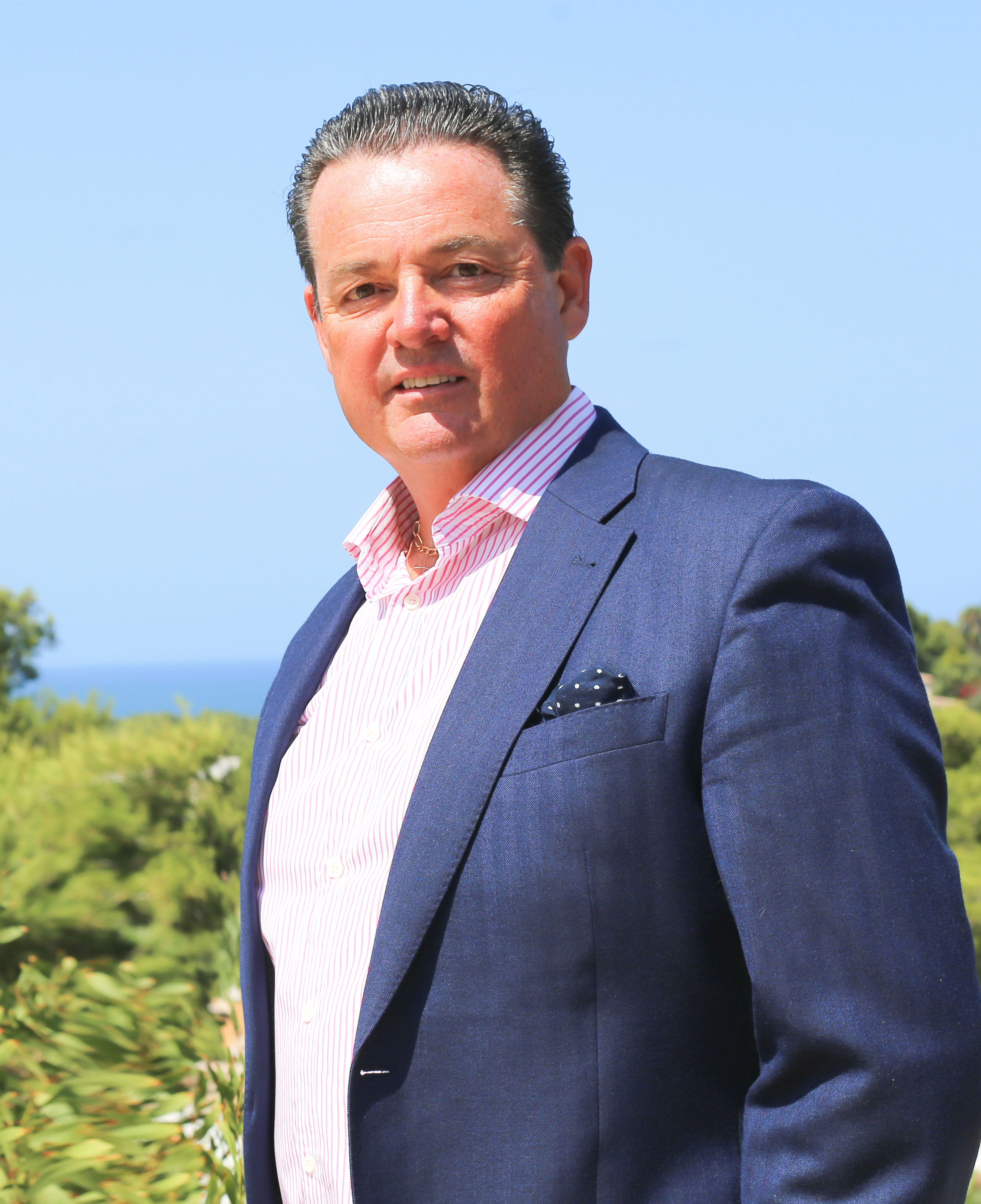 Gary Cufley Commercial Director-luxury homes spain