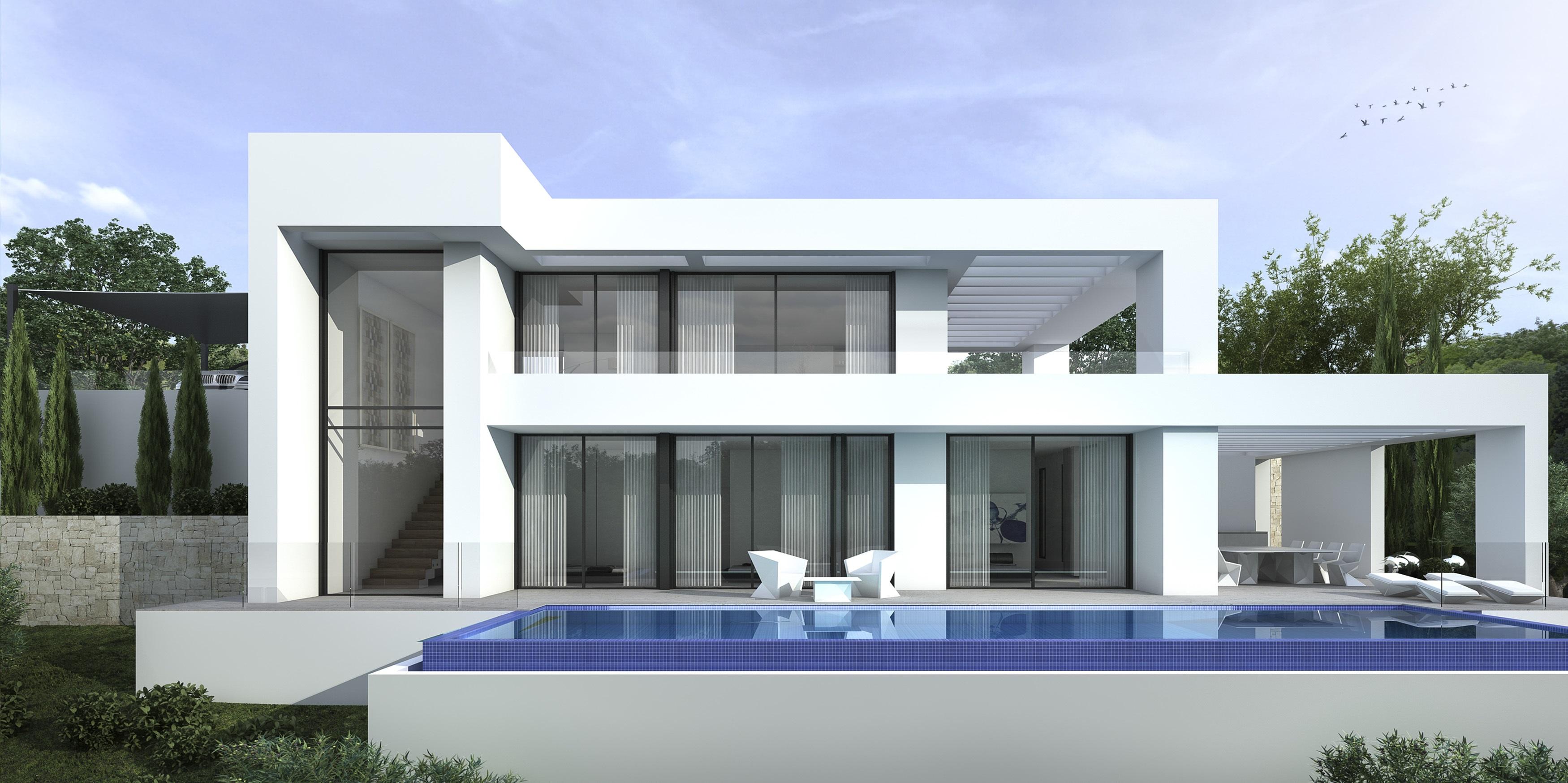 luxury villa javea