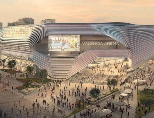 Billionaire building biggest arena in Valencia to attract mega stars!